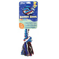 Booda Rope Bone Multi Color XL Size