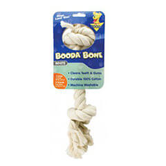 Booda XL Size Rope Bone White Color