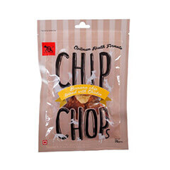 Chip Chops Banana Chicken Dog Snacks, 70 g