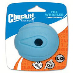 Chuckit! The Whistler Blue (Medium)