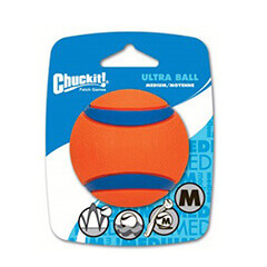 Chuckit! Ultra Ball 1 pack Medium Size