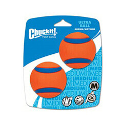 Chuckit Ultra Ball (Orange)