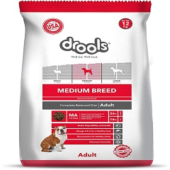 Drools Medium Breed Adult Dog Food 12 KG