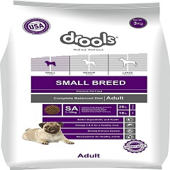 Drools Small Breed Adult Dog Food 3 KG