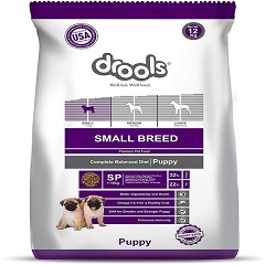 Drools Small Breed Puppy Dog Food 12 Kg