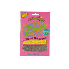 Fat Cat Zoom Around The Room Organic Catnip Pack