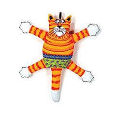 FATCAT Bossy Cats Toy, Mini, Multicolor