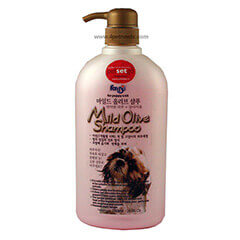 Forbis Mild Olive Dog Shampoo, 750 ml