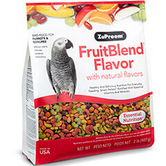 Fruit Blend With Natural Flavor Bird Food