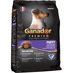 Ganador Milk with DHA Puppy Dog Food 20 KG