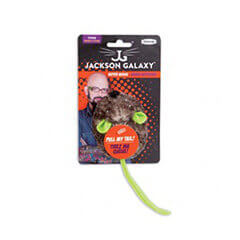 Jackson Galaxy Motor Mouse With Catnip