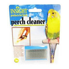JW Pet Company Insight Perch Cleaner, Colors Vary