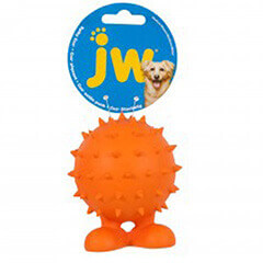 JW Spiky Cuz Medium Pack (Assorted)