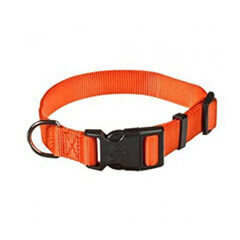 Karlie Art Sportive Plus Cat Collar Orange - XS