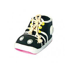 Karlie Puppy Latex Sneaker Toy