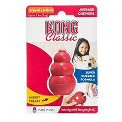 Kong Classic Small Dog Toys