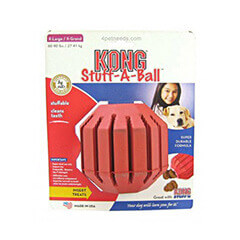 Kong Large Stuff A Ball Dog Toys