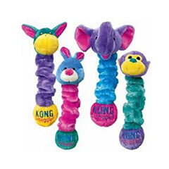 KONG Squiggles Dog Toy Medium