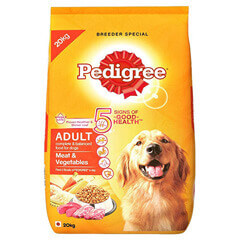 Pedigree Adult Dog Food Meat & Vegetables- 20 KG