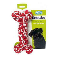 Pet Brands Knotty Bone, 12 cm (Small)