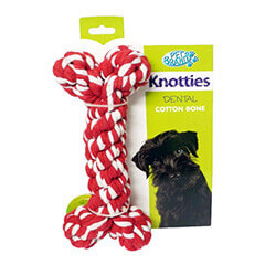Pet Brands Knotty Bone Dog Toy, X-Large