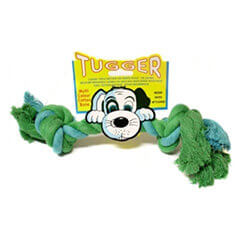 Pet Brands Multi Coloured Bone (Medium)