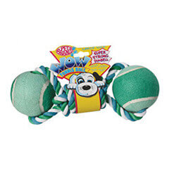 Pet Brands Wow Tennis Balls
