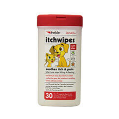 Petkin Itchwipes , 30-count