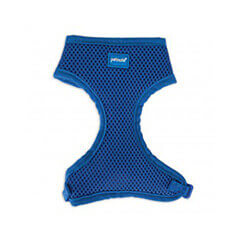 Petmate Adjustable Standard Core Mesh Harness 13inch ( Small) Blue