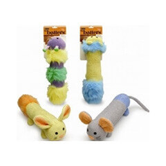 Petmate Itty Bitty Batters Caterpillar Toy