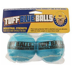 PetSport 2-Pack Tuff Blue Ball