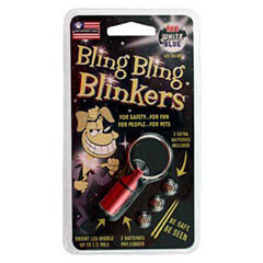Petsport Bling Bling Blinkers Pendants Dog Toy