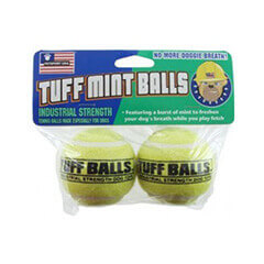 Petsport Tuff Mint Balls Dog Toys