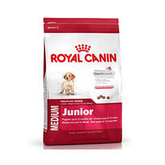 Royal Canin Medium Junior 4 KG Dog Food