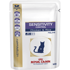 Royal Canin Sensitivity chicken Cat Pouch 12PCS