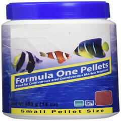 400g Formula1 Marine Pellet Frozen Food