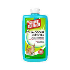 Simple Solution Cat Stain and Odor Remover, 500 ml
