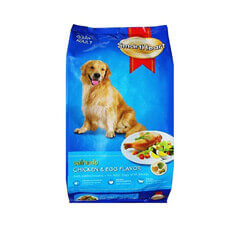 SMARTHEART CHICKEN & EGG ADULT 10 KG DOG FOOD