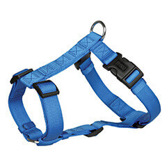 Trixie Classic Harness - Small - 15 mm - Blue