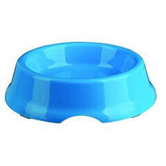 Trixie Plastic Bowl For Dogs , Non-Slip