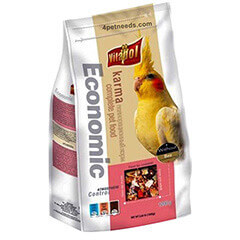 Vitapol Economic Food for Cockatiel, 1200g