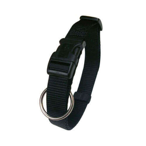 Trixie Classic Collar, L-XL:  Black