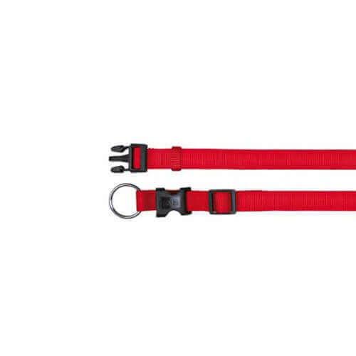 Trixie Classic Collar, Medium - Large (Red)