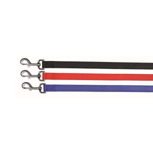 Trixie Classic Lead Fully Adjustable, Large - X-Large (Red)