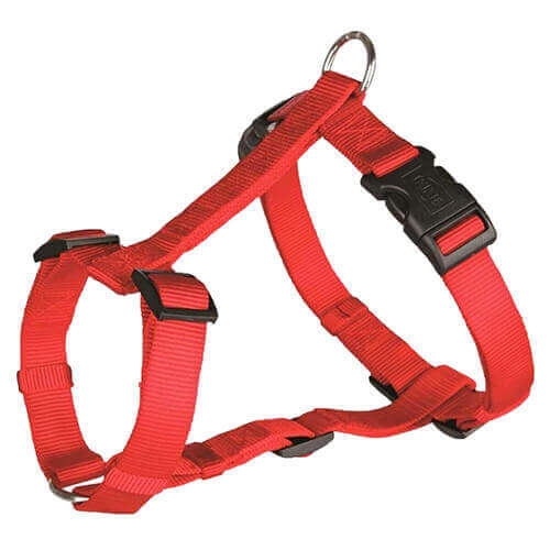 Trixie  Large-XL Classic Harness, Red