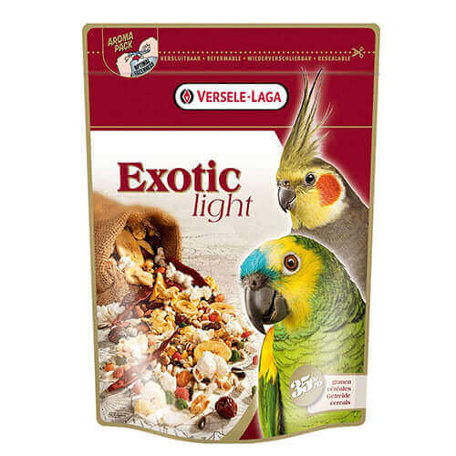 Versele-Laga Parrots Exotic Light Mix 750 Gm