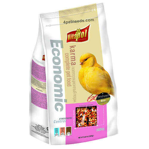 Vitapol Economic Food For Canary - 1.2 Kg