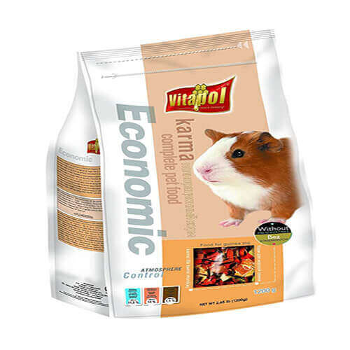 Vitapol Economic Food for Guinea Pigs, 1200 gm