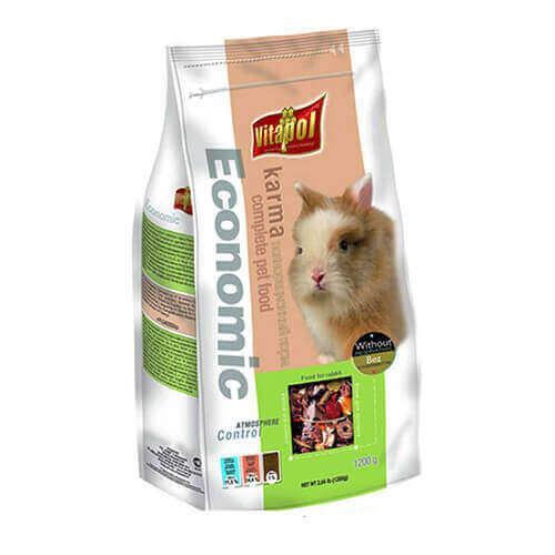Vitapol Economic Food for Rabbits 1200 gms