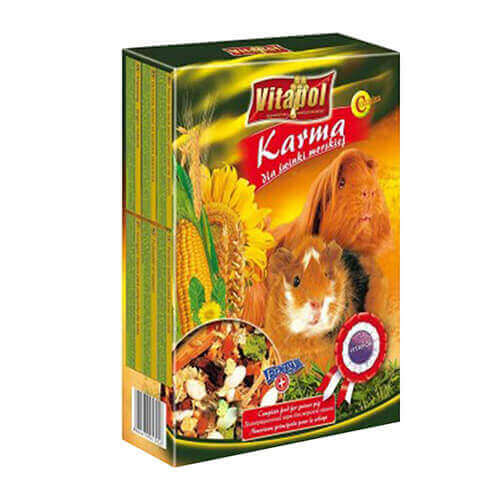 Vitapol Food For Guinea Pig 4Gms
